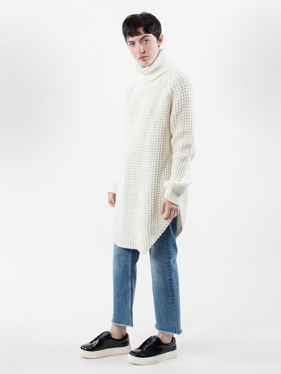 Grand Sweater Off White