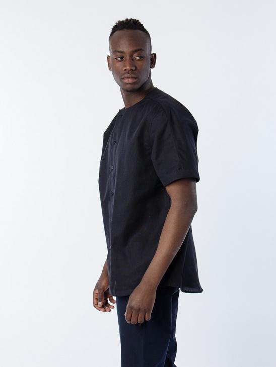 M. Baseball Linen Shirt