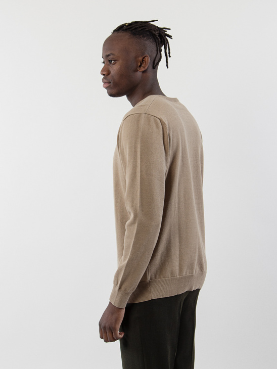 M. Organic Cotton R-Neck