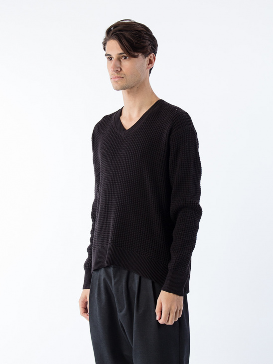 Koura Knit Black