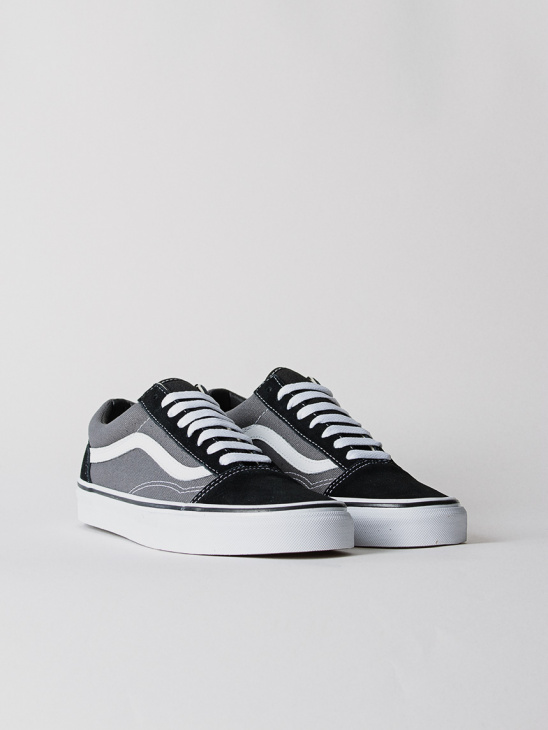 M UA Old Skool Black/ Pewter