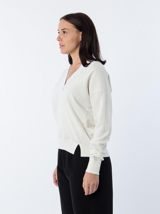 Sooz Sweater White