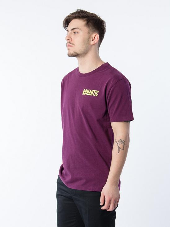 Sami T-Shirt Dk Purple