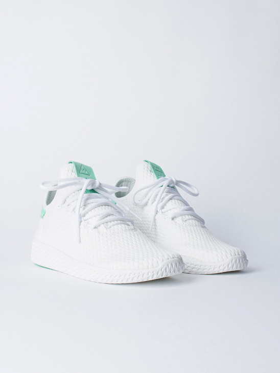 M PW Tennis HU Green Glow