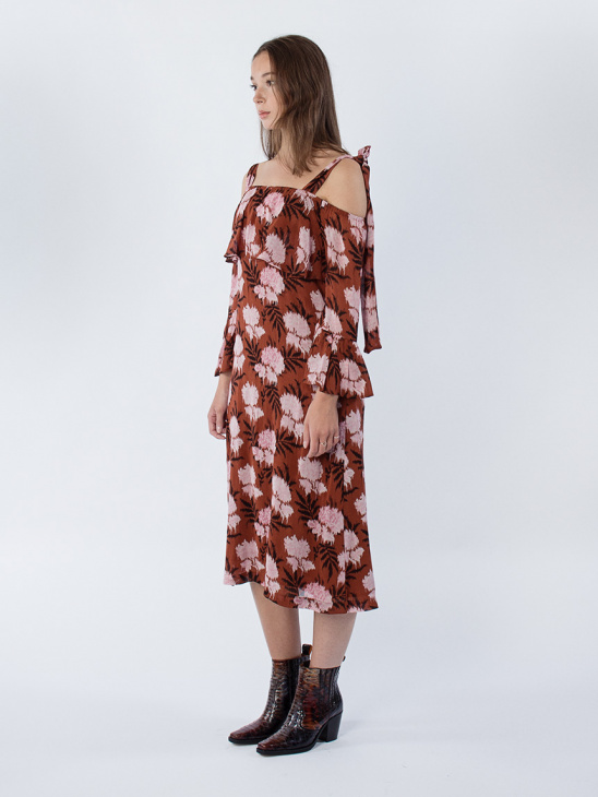 Monette Gerogette Dress