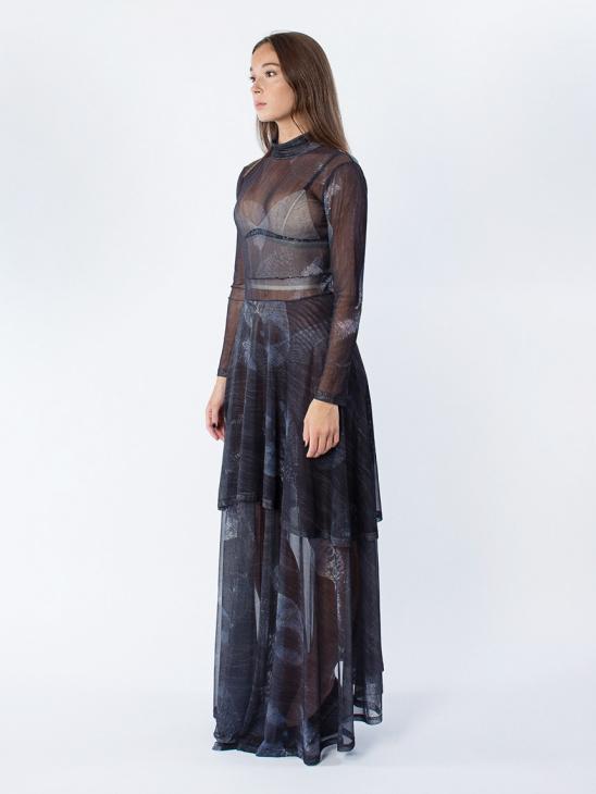 Long Ballerina Dress