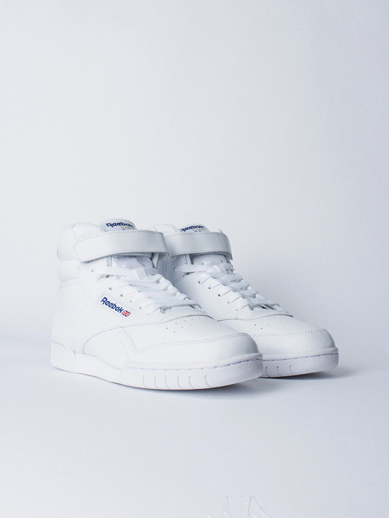 M Ex-O-Fit Hi White