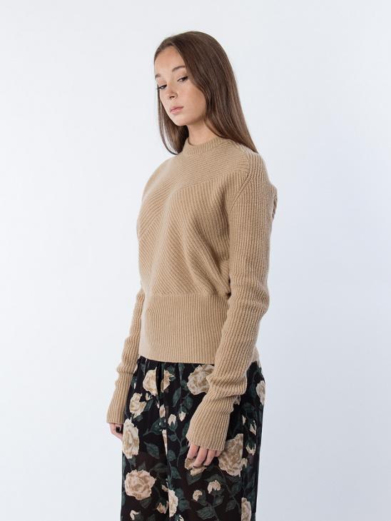 Lynx Sweater Beige