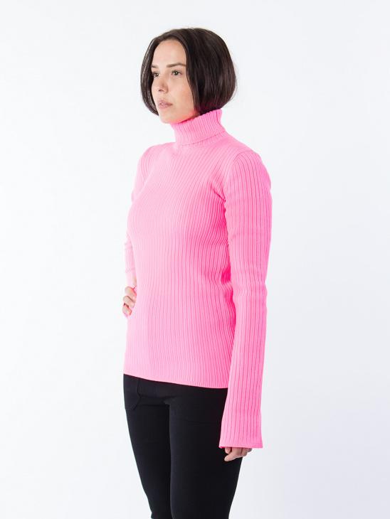 Reed Turtleneck Pink