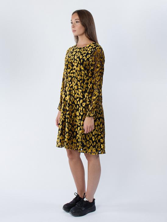 Kayla Ls Dress 9308