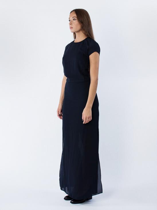Isar Long Dress 3973