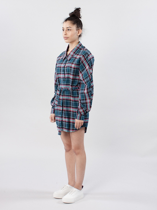 Dress Barba Flannel